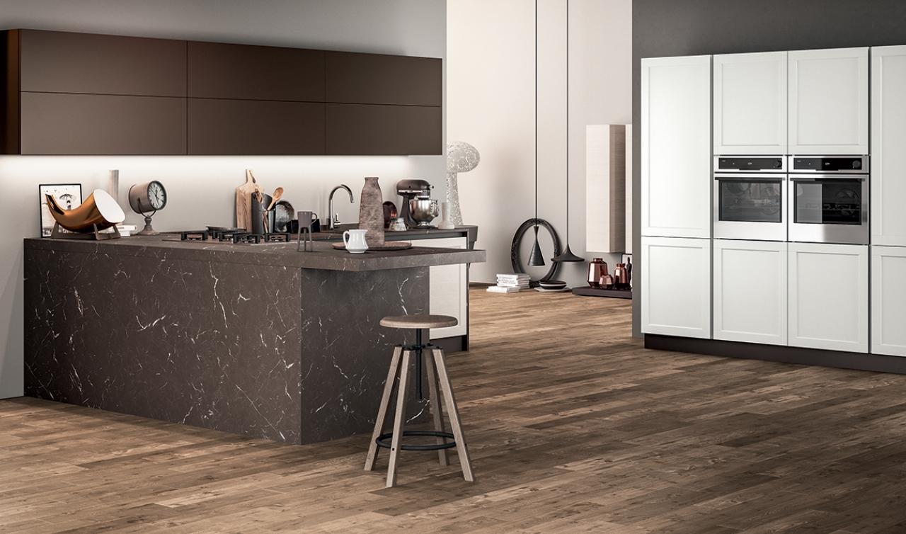 Modern Kitchen Arredo3 Frame Model 03 - 03