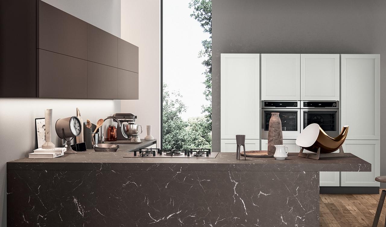 Modern Kitchen Arredo3 Frame Model 03 - 04