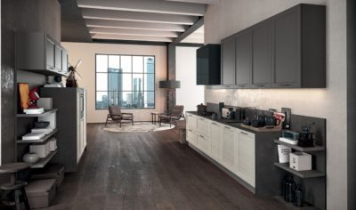 Modern Kitchen Arredo3 Frame Model 05 - 01