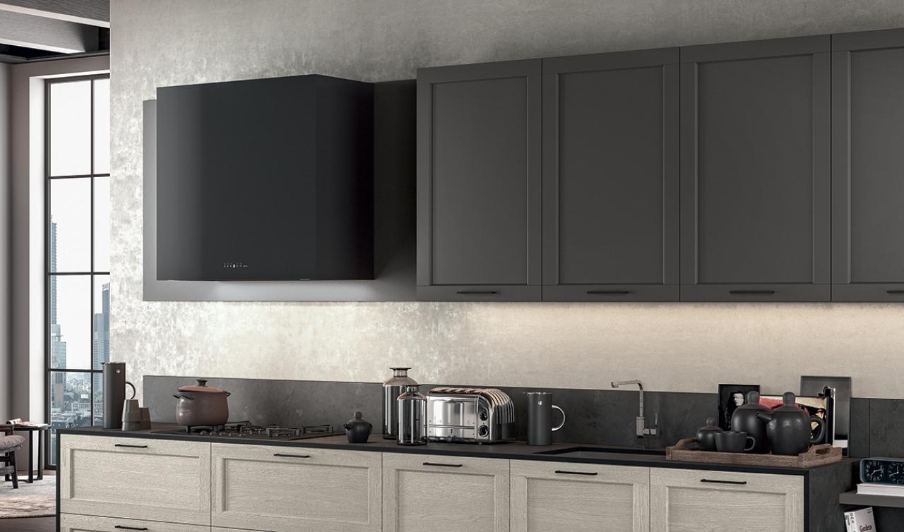 Modern Kitchen Arredo3 Frame Model 05 - 02