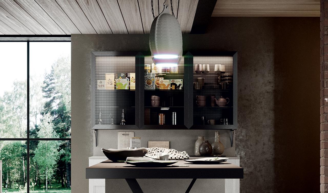 Classic Kitchen Arredo3 Frida Classic Model 03 - 02