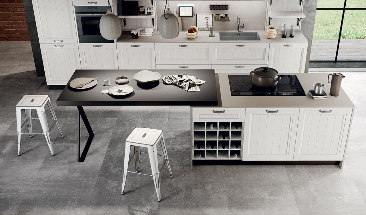 Classic Kitchen Arredo3 Frida Classic Model 03 - 06