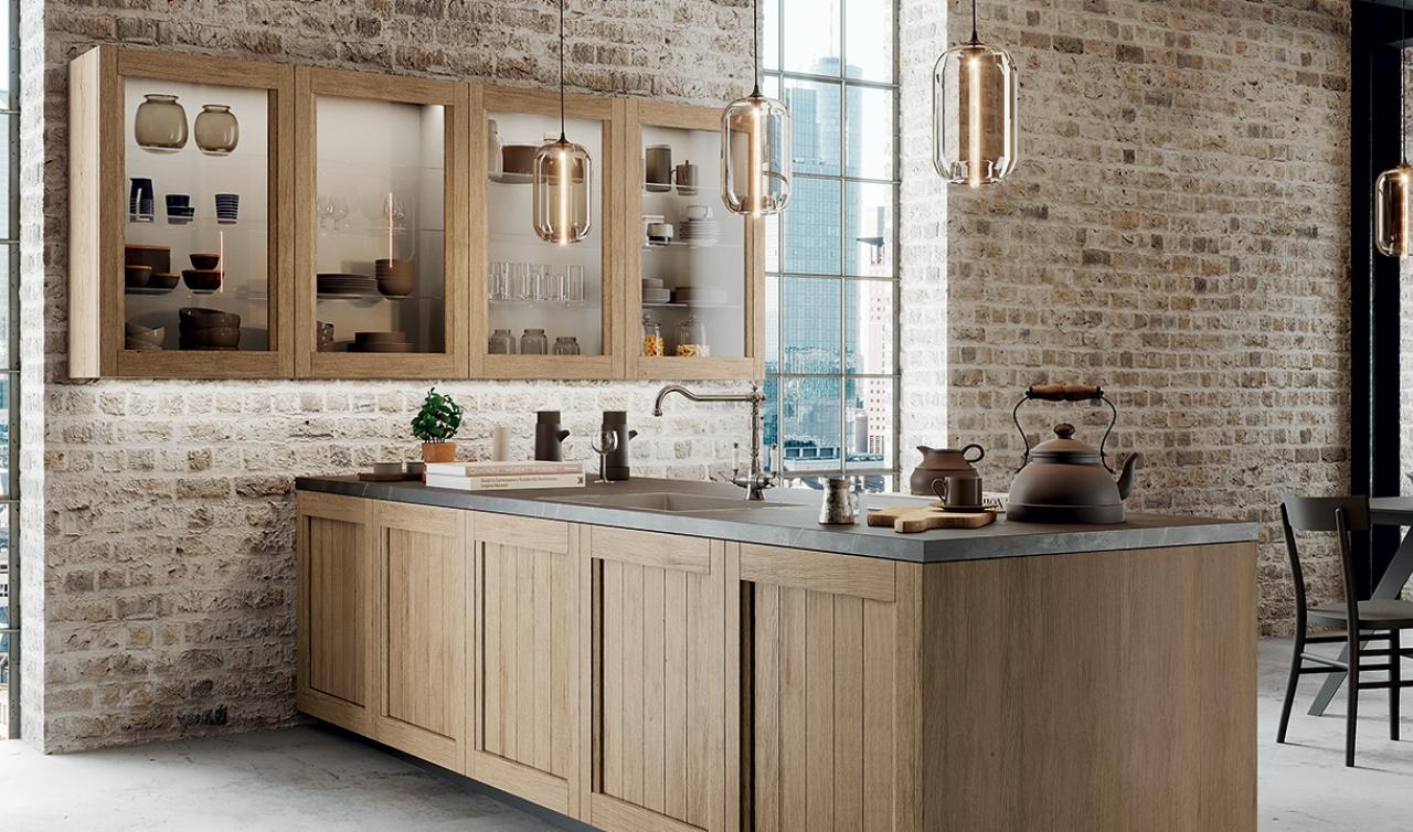 Classic Kitchen Arredo3 Frida Classic Model 04