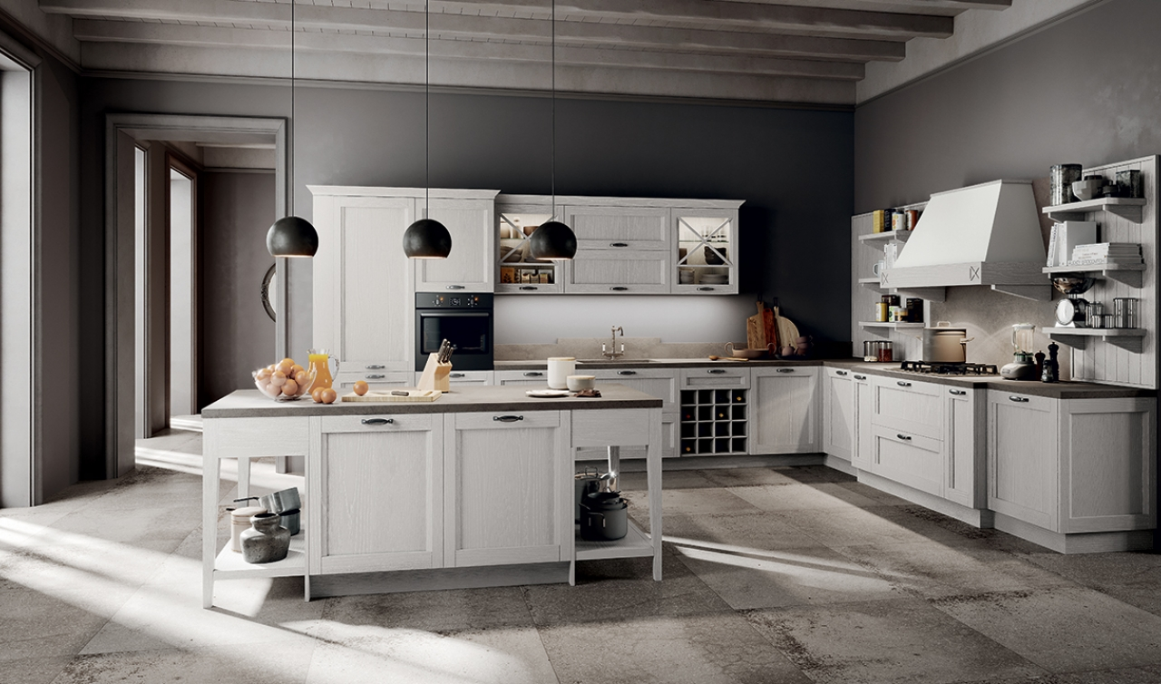Classic Kitchen Arredo3 Frida Classic Model 05