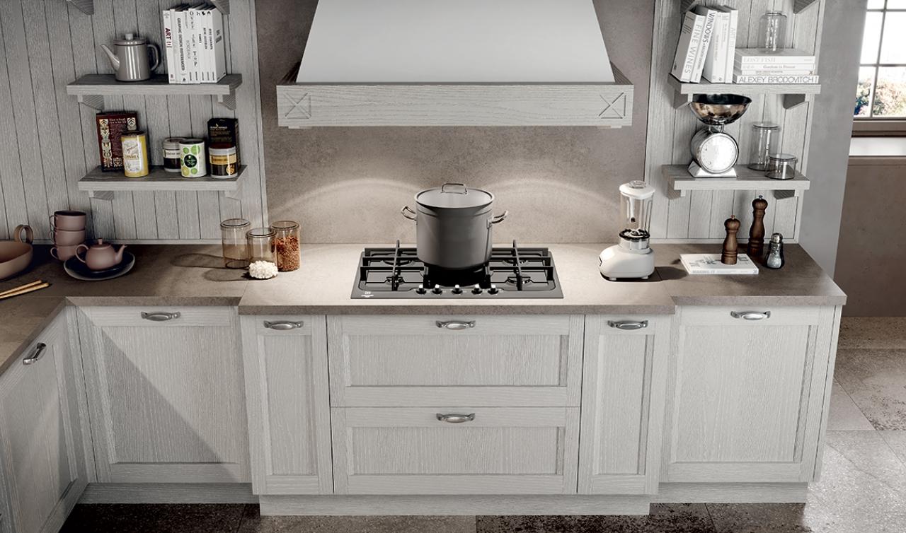 Classic Kitchen Arredo3 Frida Classic Model 05 - 04