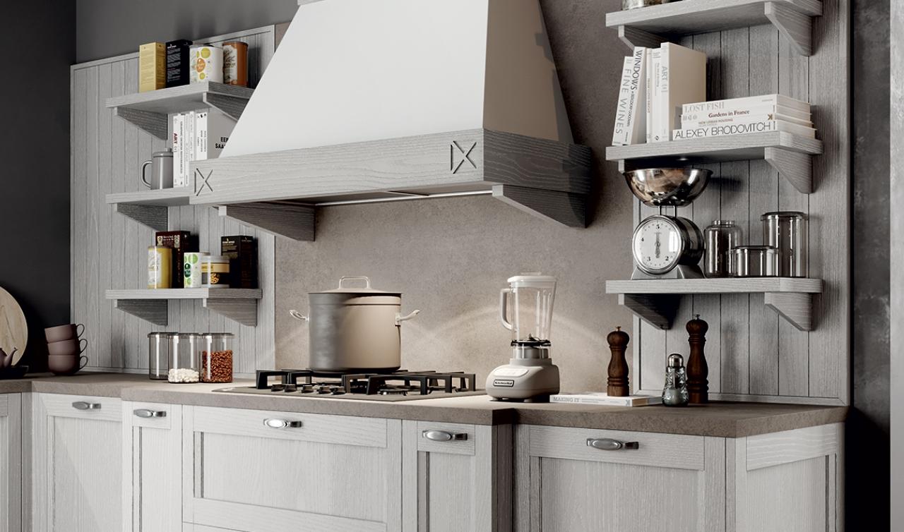 Classic Kitchen Arredo3 Frida Classic Model 05 - 05