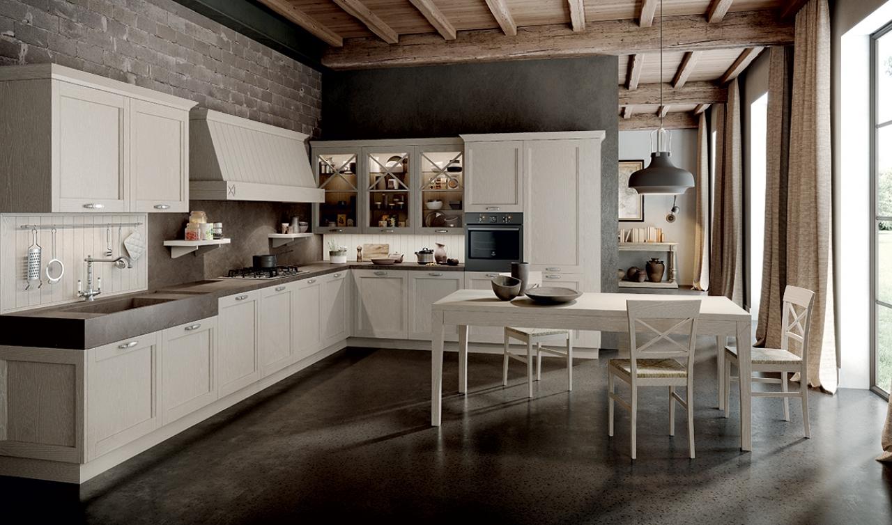 Classic Kitchen Arredo3 Frida Classic Model 06