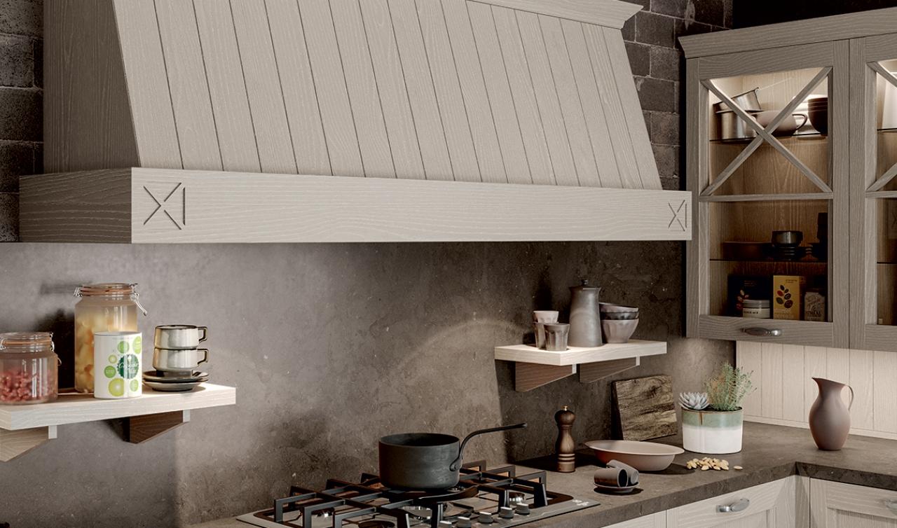 Classic Kitchen Arredo3 Frida Classic Model 06 - 02