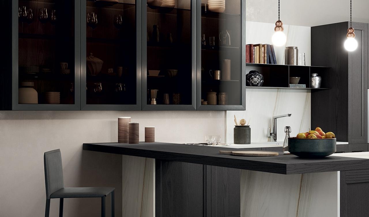 Modern Kitchen Arredo3 Frida Modern Model 01 - 02