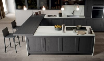 Modern Kitchen Arredo3 Frida Modern Model 01 - 06