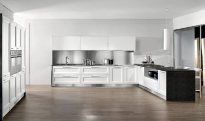 Modern Kitchen Arredo3 Giò Model 01 - 01