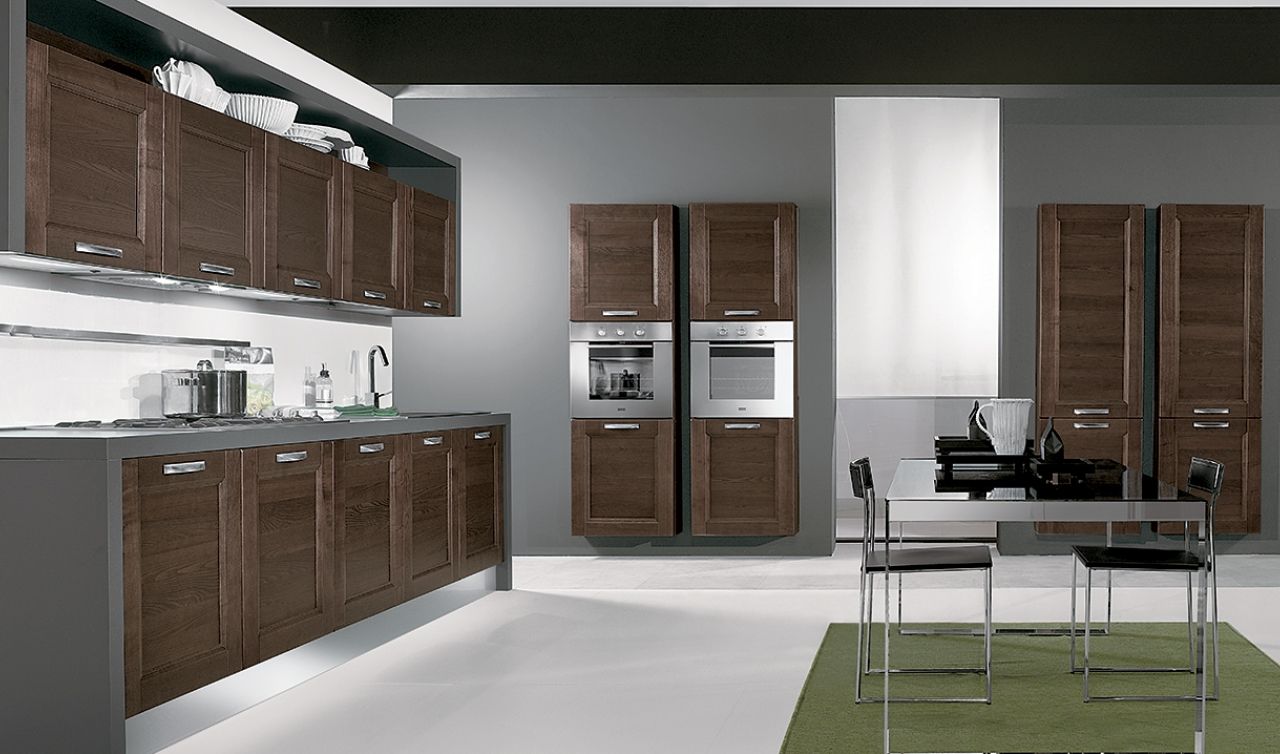 Modern Kitchen Arredo3 Giò Model 03