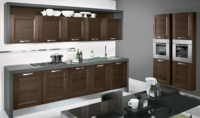 Modern Kitchen Arredo3 Giò Model 03 - 03