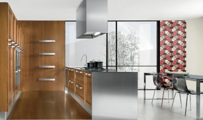 Modern Kitchen Arredo3 Giò Model 04 - 02