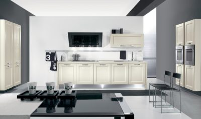 Modern Kitchen Arredo3 Giò Model 05 - 01
