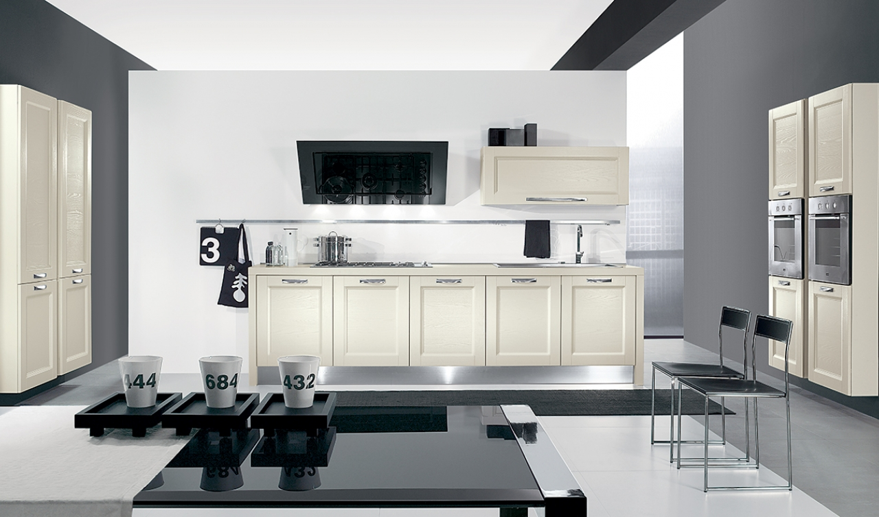Modern Kitchen Arredo3 Giò Model 05