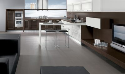 Modern Kitchen Arredo3 Giò Model 06 - 02