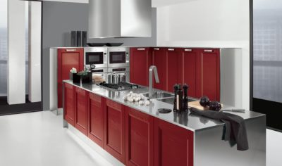 Modern Kitchen Arredo3 Giò Model 07 - 02