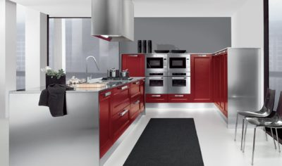 Modern Kitchen Arredo3 Giò Model 07 - 03