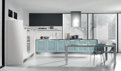 Modern Kitchen Arredo3 Giò Model 08 - 02