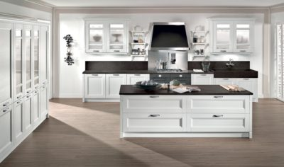 Classic Kitchen Arredo3 Gioiosa Model 01 - 01