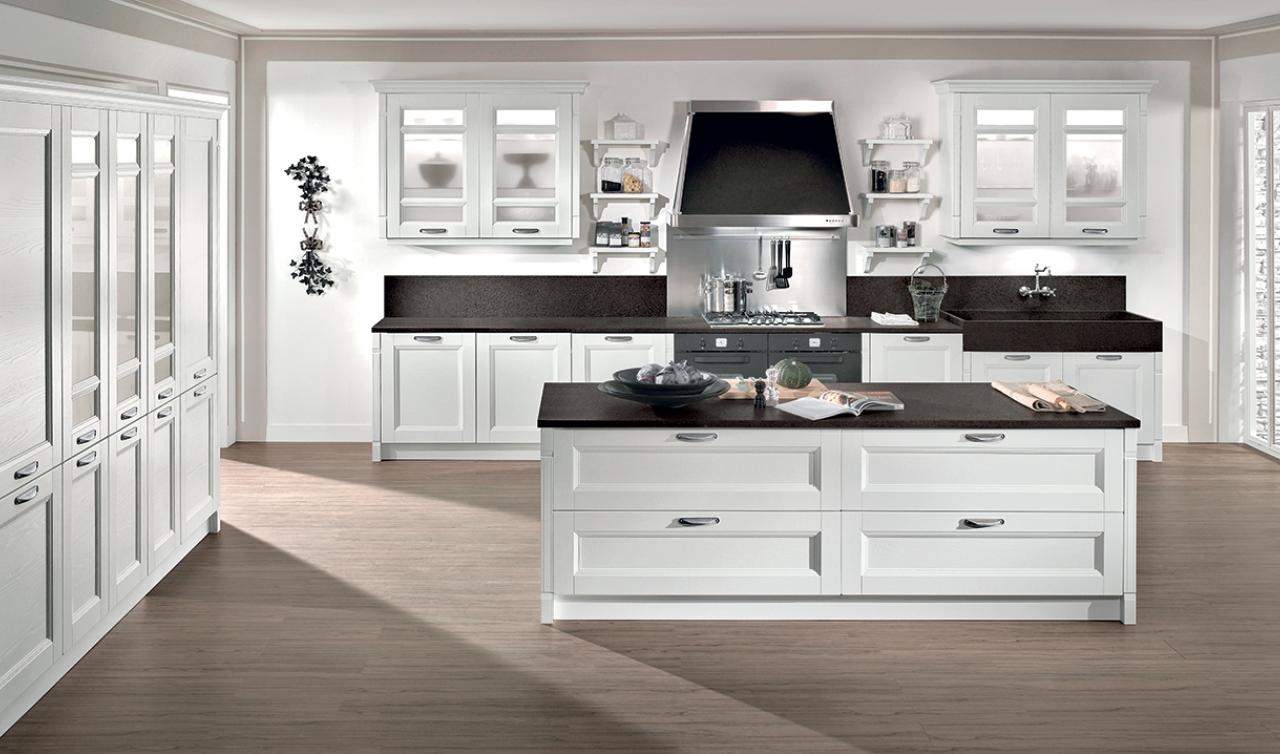 Cocina Clásica Arredo3 Gioiosa Modelo 01