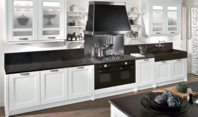 Classic Kitchen Arredo3 Gioiosa Model 01 - 03