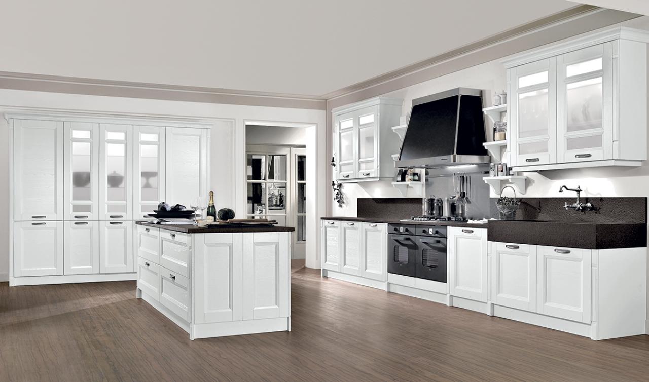 Classic Kitchen Arredo3 Gioiosa Model 01 - 04