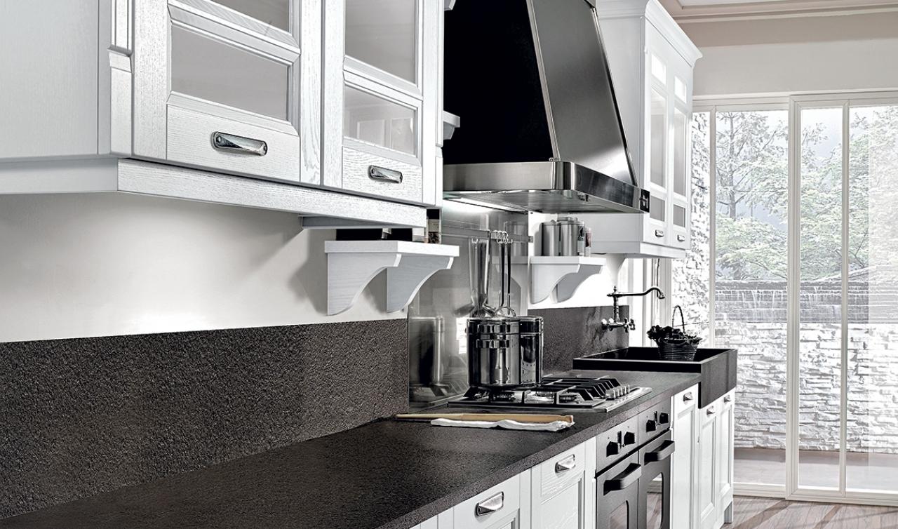 Classic Kitchen Arredo3 Gioiosa Model 01 - 05