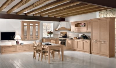 Classic Kitchen Arredo3 Gioiosa Model 02 - 01