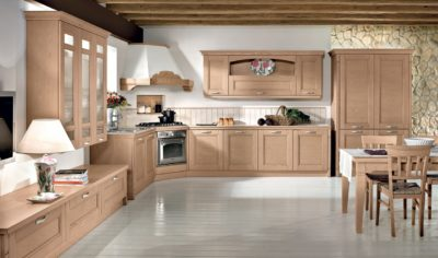 Classic Kitchen Arredo3 Gioiosa Model 02 - 03