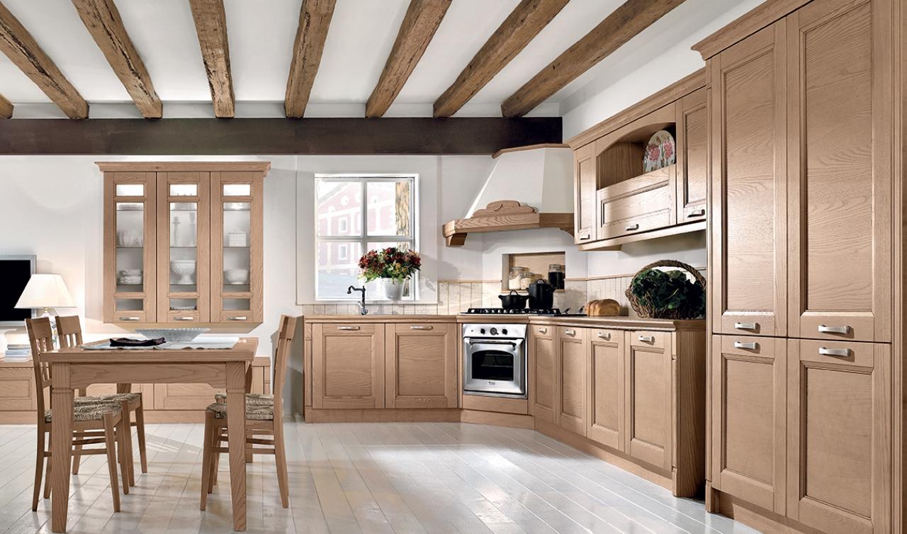 Classic Kitchen Arredo3 Gioiosa Model 02 - 04
