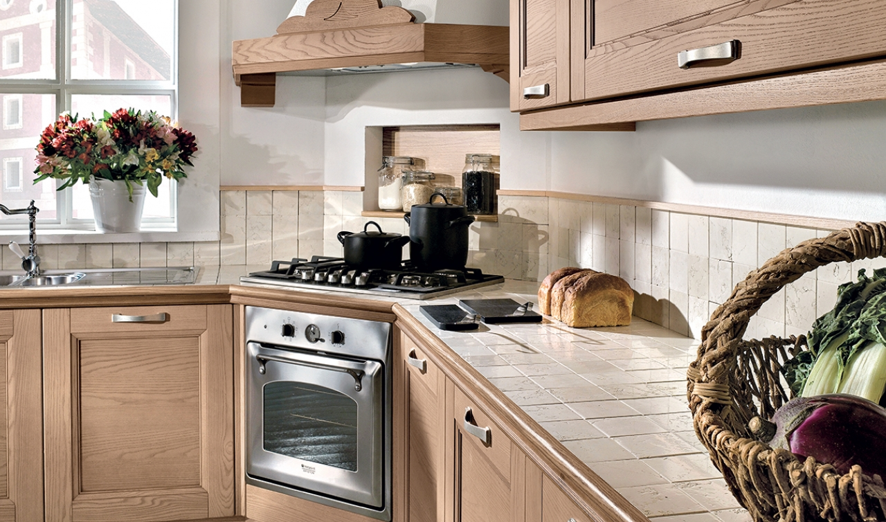 Classic Kitchen Arredo3 Gioiosa Model 02 - 05