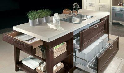 Classic Kitchen Arredo3 Gioiosa Model 03 - 02