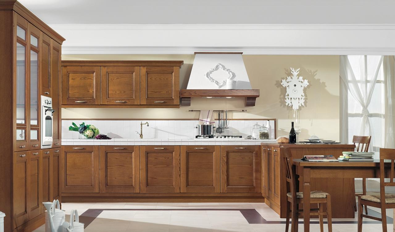Classic Kitchen Arredo3 Gioiosa Model 04