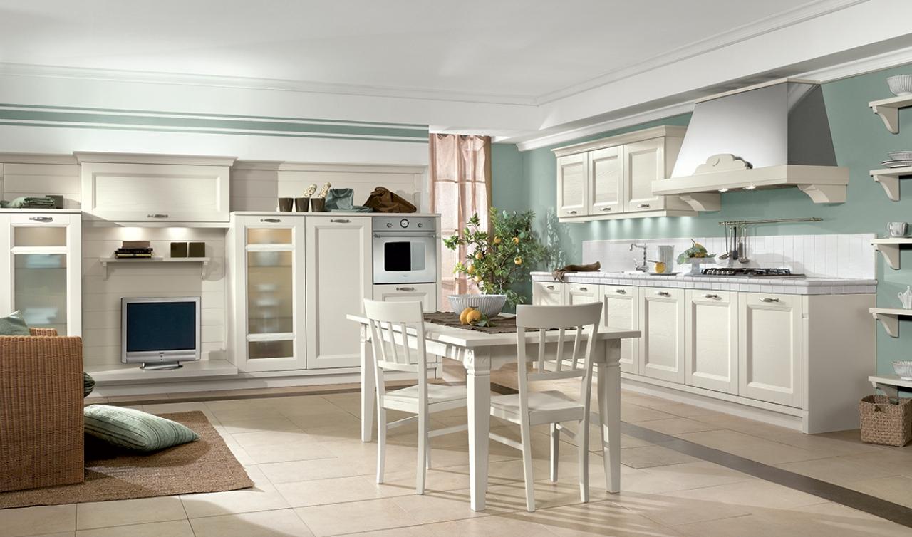 Classic Kitchen Arredo3 Gioiosa Model 05
