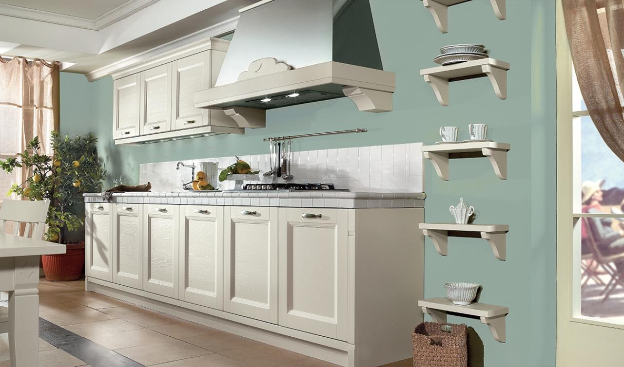 Classic Kitchen Arredo3 Gioiosa Model 05 - 02