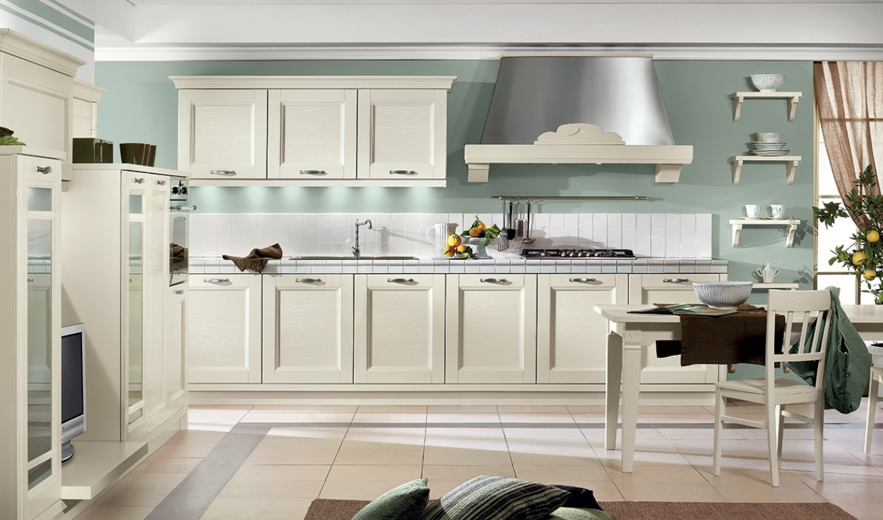 Classic Kitchen Arredo3 Gioiosa Model 05 - 03