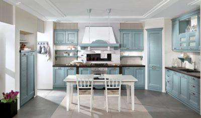 Classic Kitchen Arredo3 Gioiosa Model 06 - 01