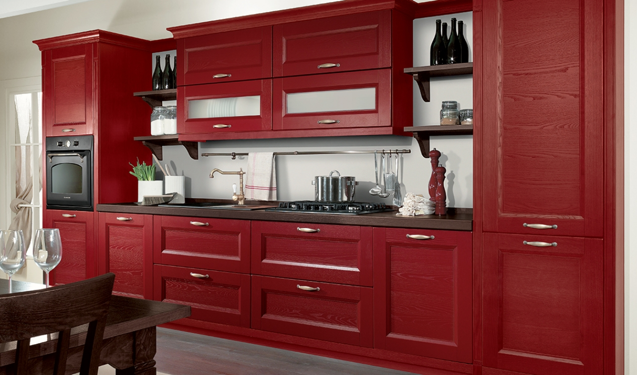 Classic Kitchen Arredo3 Gioiosa Model 07 - 02