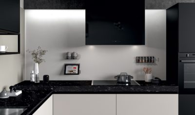 Modern Kitchen Arredo3 Glass Model 02 - 04