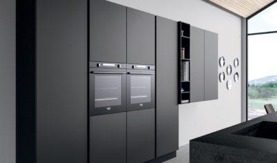Modern Kitchen Arredo3 Glass Model 03 - 05