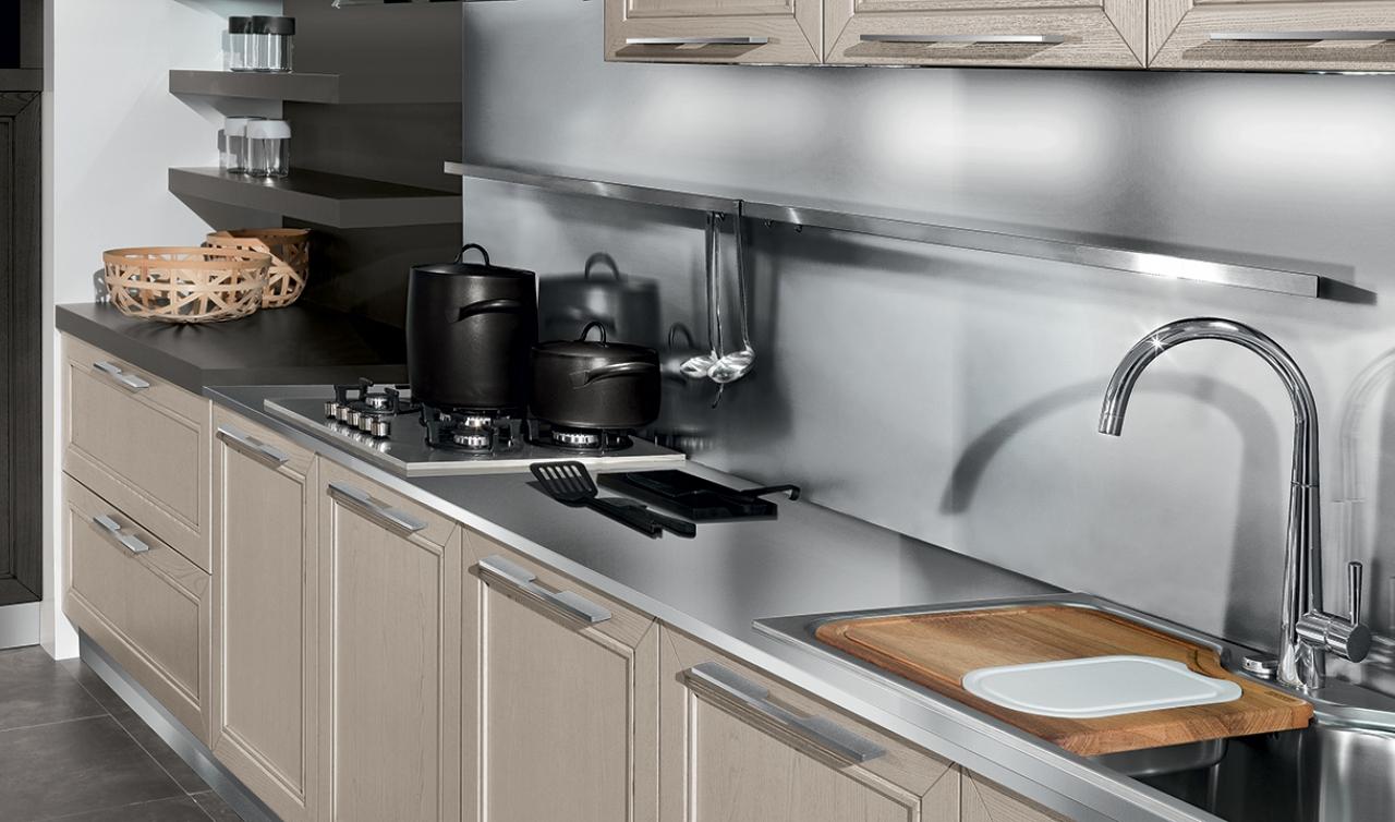 Modern Kitchen Arredo3 Itaca Model 01 - 02