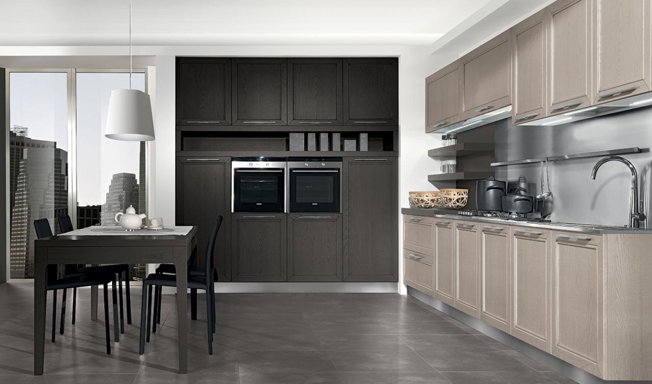 Modern Kitchen Arredo3 Itaca Model 01 - 03