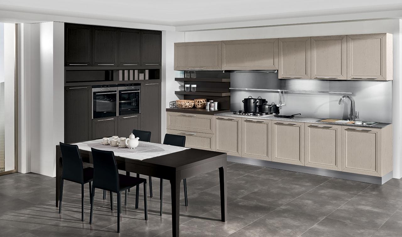 Modern Kitchen Arredo3 Itaca Model 01 - 04