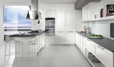 Modern Kitchen Arredo3 Itaca Model 02 - 01