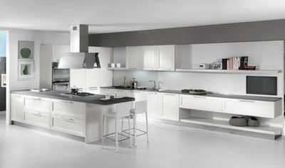 Modern Kitchen Arredo3 Itaca Model 02 - 02