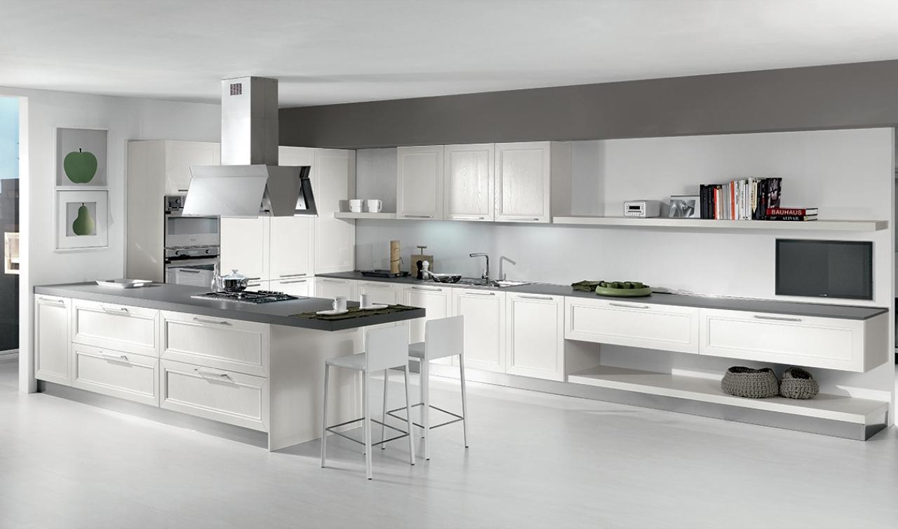Modern Kitchen Arredo3 Itaca Model 02 - 02
