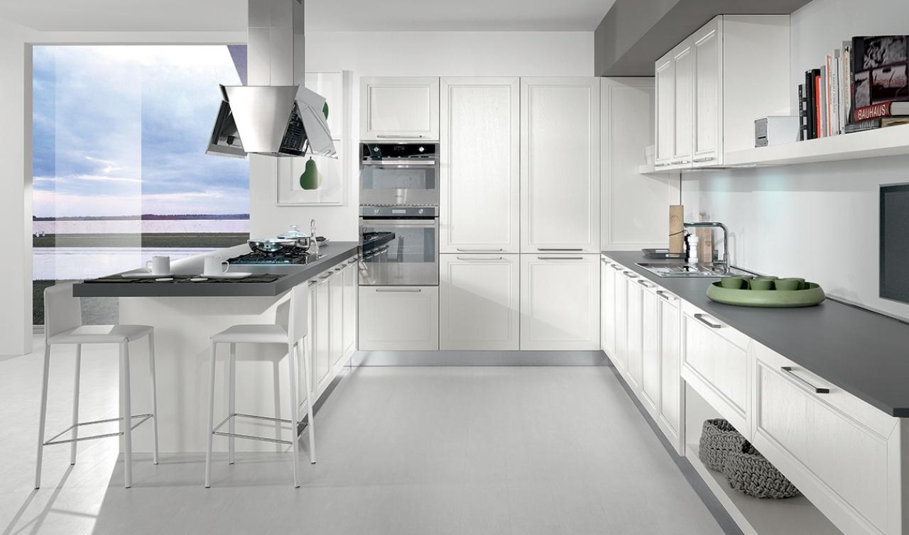 Modern Kitchen Arredo3 Itaca Model 02 - 04