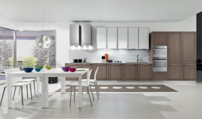 Modern Kitchen Arredo3 Itaca Model 04 - 01
